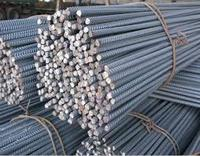 Steel rebar iron rods for construction