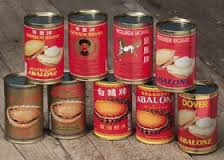 Mexico Canned abalone