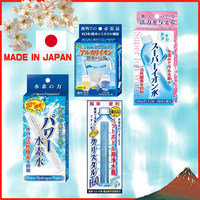 Easy to use and High quality alkaline water filter for plastic bottles made in Japan