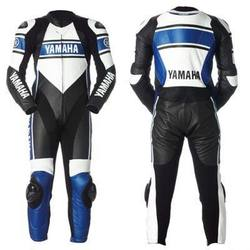 Motorbike Leather Racing Suit/Custom Made Motorcycle Leather Racing Suit