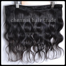 One piece clip in full head cheap human hair extensions sale