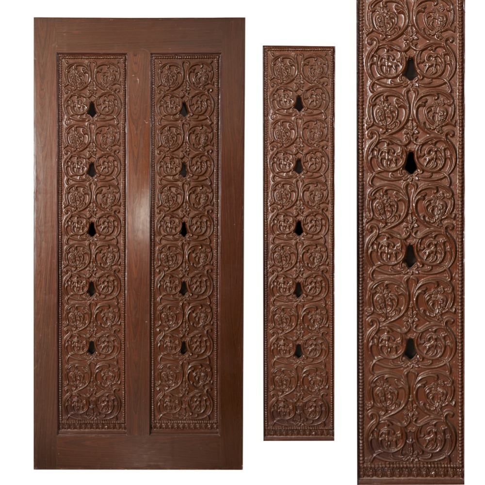 Indian wooden doors design images for Traditional main door design