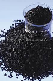 Low Priced Coconut Shell Charcoal Powder from India