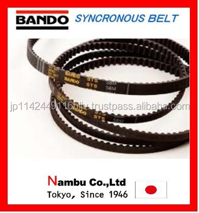Reliable and High-performance high torque timing belt with High-precision made in Japan