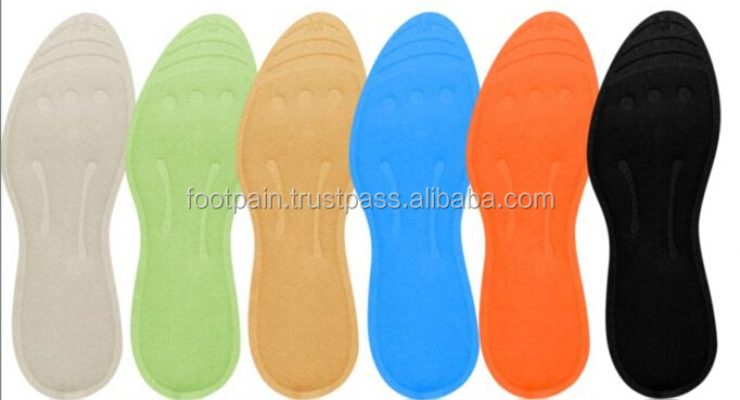 hot sale Glycerin Liquid Massaging Insoles, liquid filled insoles, foot massage liquid insole