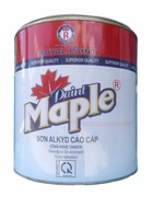 Maple- High Standard friendly Environment Alkyd Paint