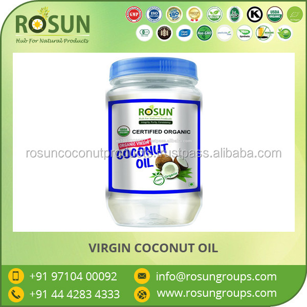 Crude Coconut Oil For Chemical Industry Use