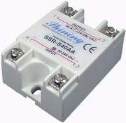 SSR-S25AA-H High Voltage Single Phase 25A Equal To Fotek AC AC SSR