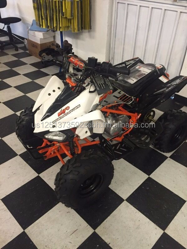 BUY AUTHENTIC 2016 / 2017 PREDATOR 125cc ATVFOUR WHEELER