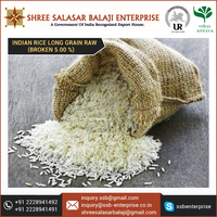 Premium Quality Indian Long Grain Parboiled Rice 5% Broken