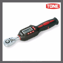 Various types of TONE torque wrench with excellent workability