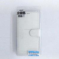 Popular transparent flip case for iphone 5 case with original design