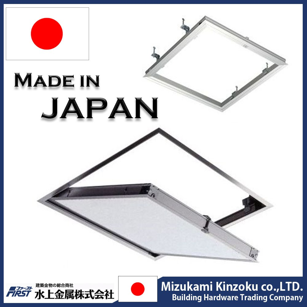 Best-selling Aluminum hatches for roofing made in Japan