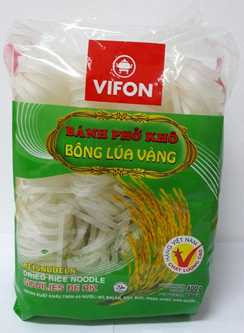Vifon Dried Rice Noodle De Riz 400G Bag/Wholesale Noodle/Vermicelli/Noodle rice