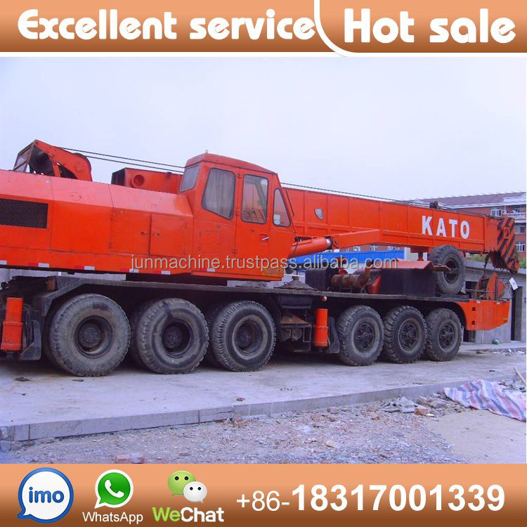 Used Kato 100 ton crane price for sale