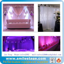 portable events pipe and drape backdrop stand kits
