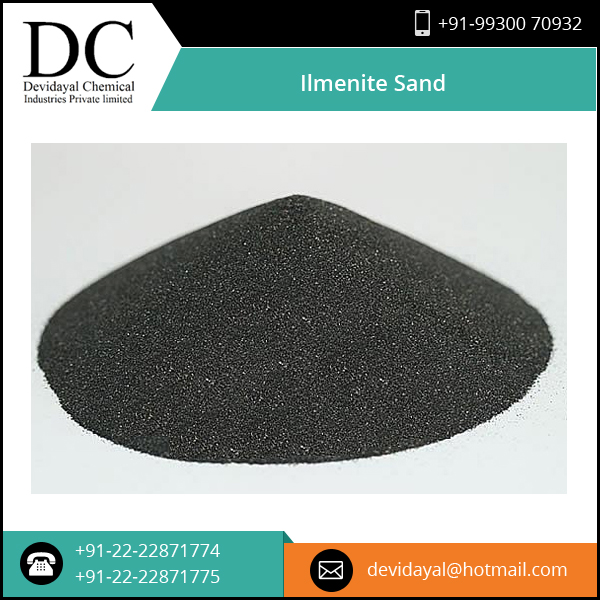 Massive Collection of Ilmenite Sand from Top Supplier