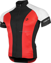 high quality New Design half sleeve cycling jersey