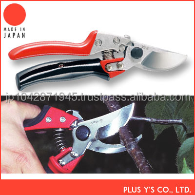 Pruning shears bypass ARS Powerful cutting Made in Japan