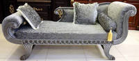 Wooden Divan , Luxury Wooden Sofa