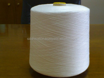 100% Cotton BCI Yarn