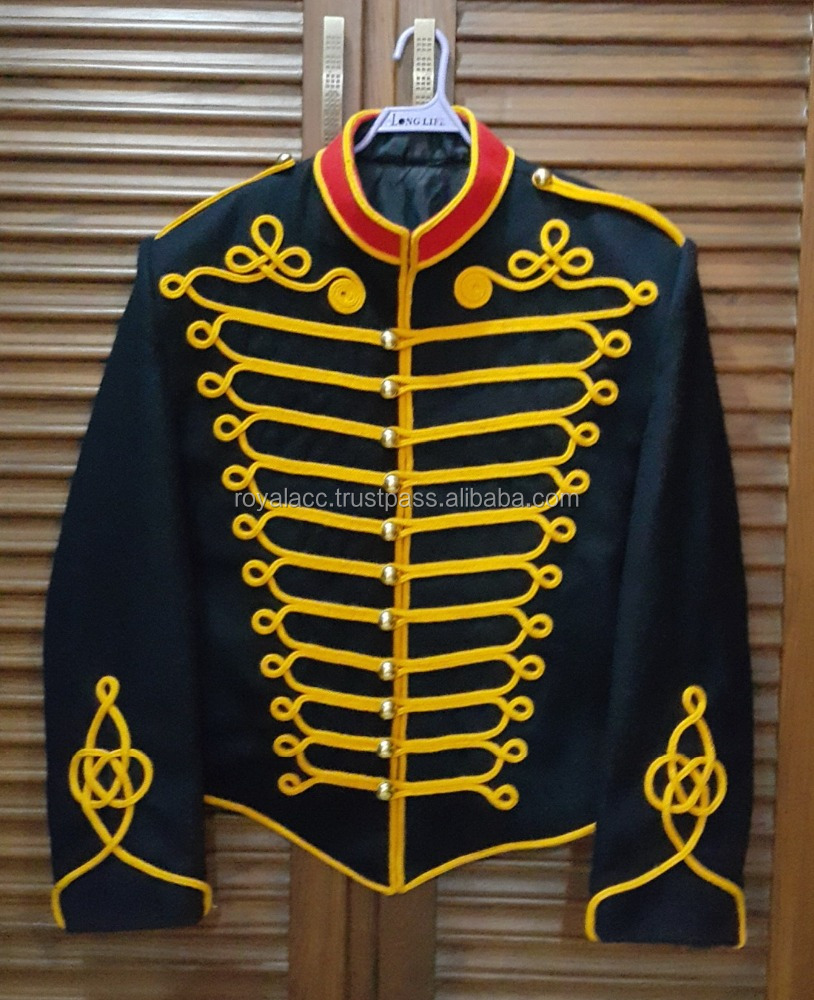 Royal Artillery pelisse circa tunic/jacket /military marching band uniform