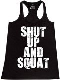 women work out tanktop - gym muscle tank for girls (woman top)