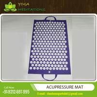 Superior Quality AcuPressure Mat/Meditation Mat for Body