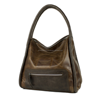 HANDBAG - GENUINE LEATHER 336