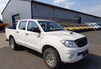 USED PICKUP - TOYOTA HILUX 4X4 DOUBLE CAB (LHD 6616)