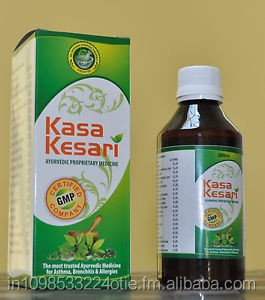 KASA KESARI - The most trusted Natural remedy for Allergy/Asthma