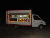 Food Truck Mercedes-Benz Sprinter '97