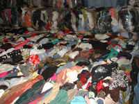 SECOND HAND CLOTHING FOR EXPORT
