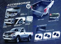 all new mitsubishi auto accessories 2015