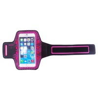 Fahion Sports Gym Armband Case with Colored LED Lights for iPhone 6 Plus