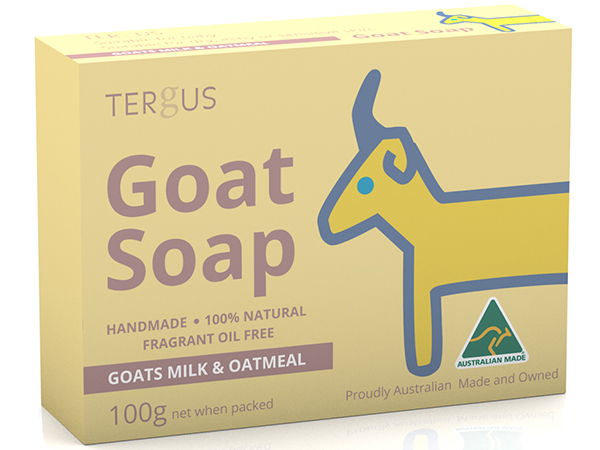 Goat Soap----Goats milk & Oatmeal
