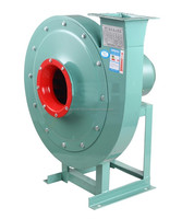 small size metal centrifugal blower fan