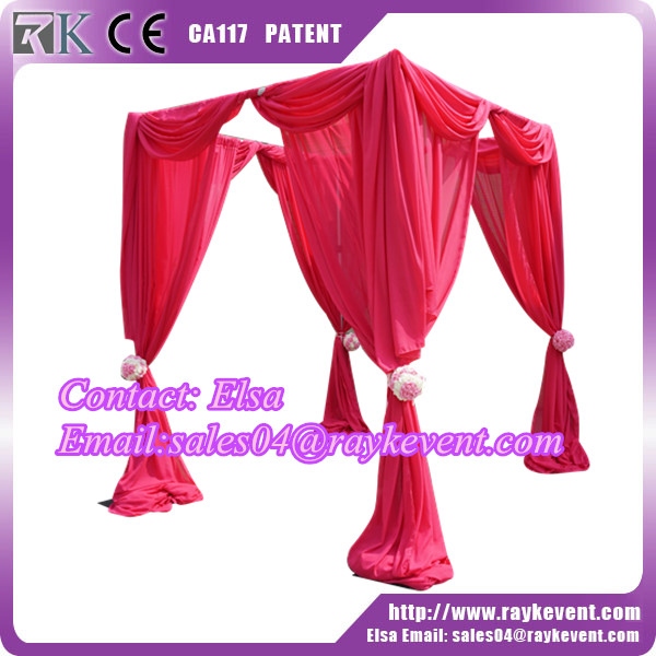 High quality stretch tent for wedding used pipe and drape for sale