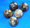 2018 Fired Labradorite Balls | Stone Sphere For Sale | India