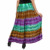 Indian Ladies Multi Color Skirt For Ladies