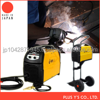 Welding wire machine for steel, iron, aluminium Made in Japan