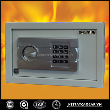 Small portable safe box for home and hotel - HS 25