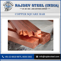 Bulk Manufacture and Supplier Copper Square Bar for High Factory use