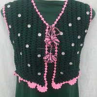 Crochet Shrugs Bolero Sleeveless Vest Gives