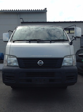 RIGHT HAND DRIVE USED VAN FOR NISSAN CARAVAN 2004 (GRADE: DX LONG, MODEL: KG-VWE25, ENGINE: ZD30)