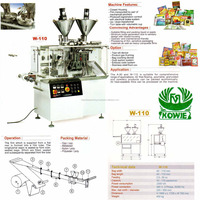 High Speed Horizontal Sachet Machine