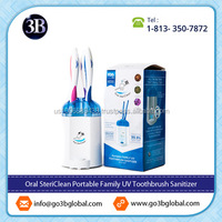 Oral SteriClean FAMILY UV Toothbrush Sanitizer at Affordable Rate