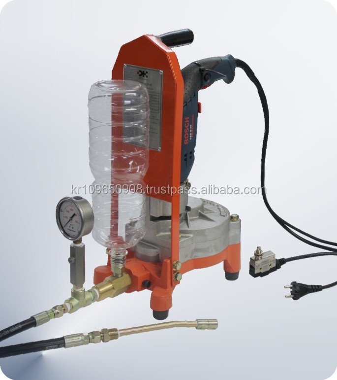 PU Epoxy Resin Concrete Crack Injection High Pressure Grouting Machine Price