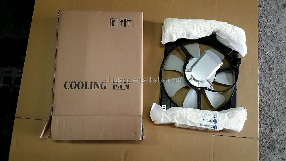 A/C Fan Available for FD LASER, MAZDA FAMILIA 323 AT MT 90'~94' OEM# B455-61-710R