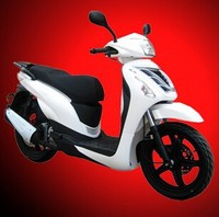 (New Wind) 2016 NEW Gas Scooter for sale Low Cost 16inch Tire Gas Scooter Moped EEC 125cc (PEDA MOTOR)